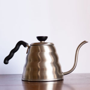 pour-over kettle specialty coffee equipment